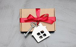 Подарить недвижимости родственнику