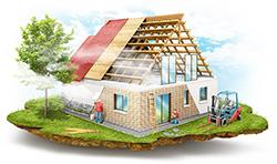 Уведомление о начале строительства дома в МО