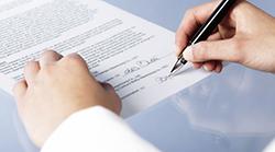 Договор долгосрочной аренды земельного участка