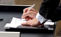 Оформление договора аренды недвижимости