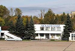 Согласование с аэродромом Чкаловский