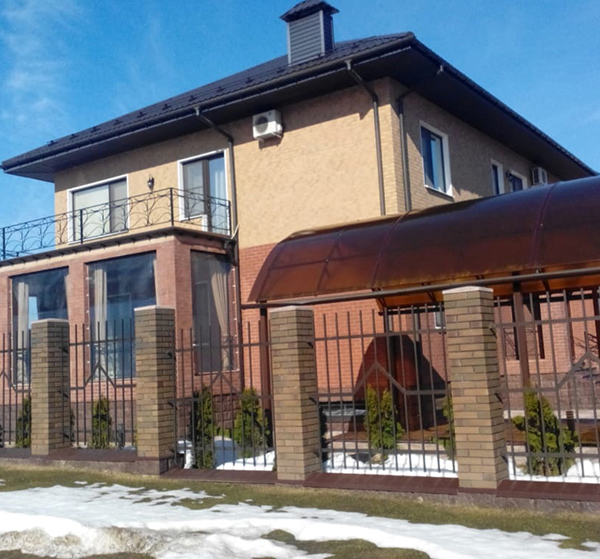 Оформление строительства дома г. Москва, п. Щаповское