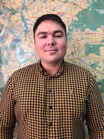 Кадастровый инженер - Швайковский Павел Олегович