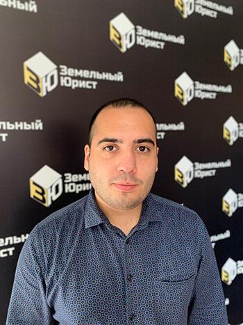 Юрист по земельному праву - Магомедов Давид Шахларович